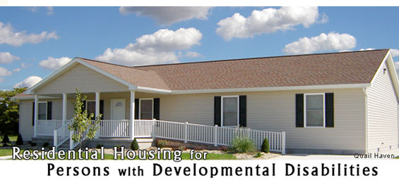 [ Residential Housing for Persons with Developmental Disabilities ]